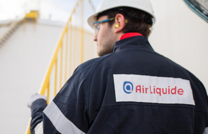 Air Liquide Featured Work Image